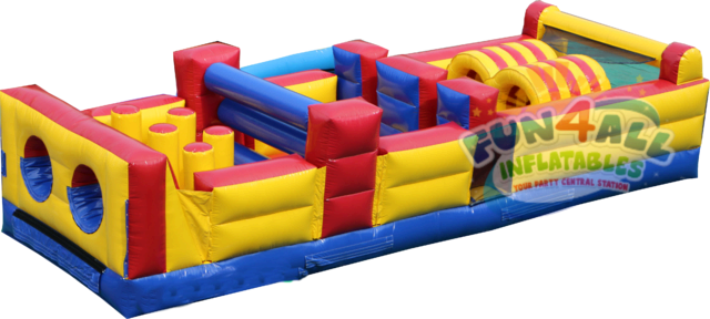 28' Obstacle Course without Slide