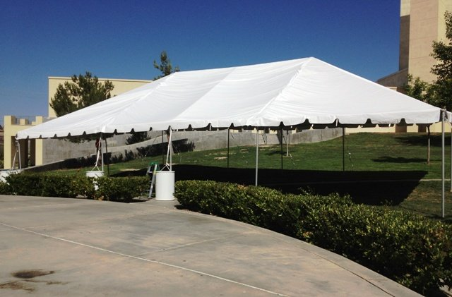 30 x 50 Frame Tent