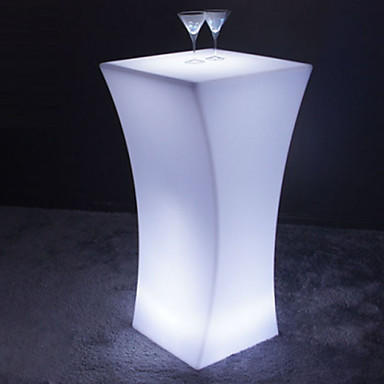 LED Cocktail Tables - Set of 3