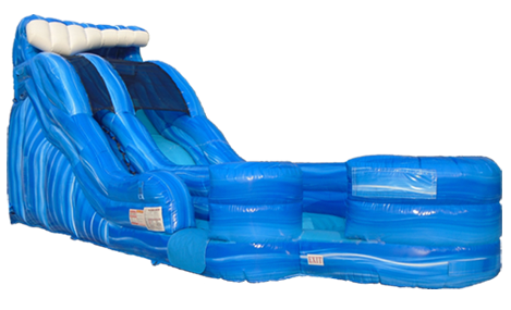 19' Rip Curl Water Slide