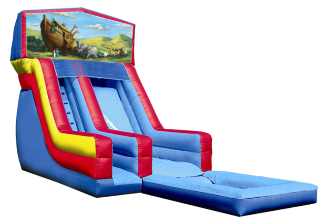 Noahs Ark Water Slide