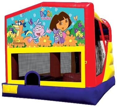 Dora the Explorer Slide Combo