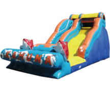 16 ft Big Kahuna Dry Slide