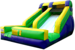 12 ft Bayou Blaster Dry Slide