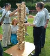 Giant Jenga Pickup