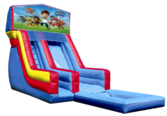 Paw Patrol Water Slide