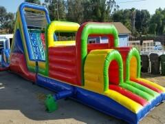 50 Ft Obstacle Course
