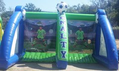 Penalty Shot Soccer Game