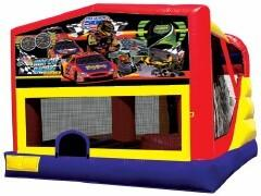 4 in 1 Themed - Racing Stock Cars