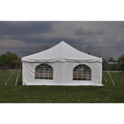 Canopy Pole Tent with All Side Walls