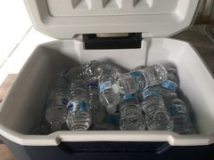Cooler of Water