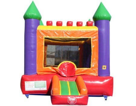Dry- Small Castle Bounce House