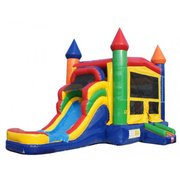 Dry- Castle Combo Bounce House