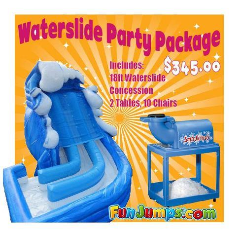 Water Party Package A