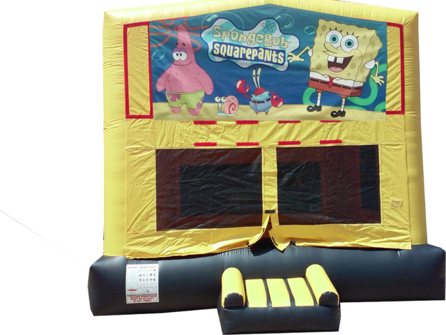 Spongebob- Large