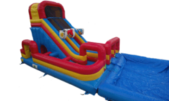 19ft Angry Birds Waterslide 92115