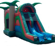 Tropical Bounce Dry Themed 52915