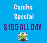 Dry Combos $185 All Day