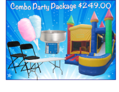 Combo Party Package