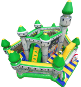 Disney Enchanted Castle obstacle 9515