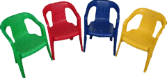 10 kiddie Chairs
