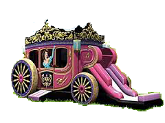 Princess Carriage 99215-02