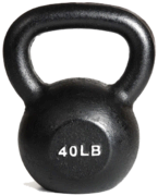 40LB Weights