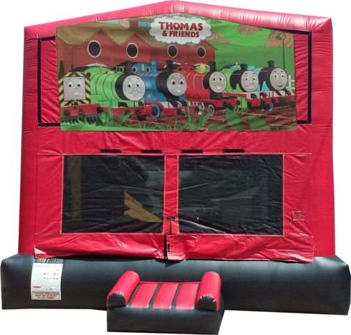 Red Thomas and Friends-Large