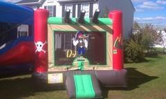 13x13 Pirate Bounce