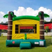 13x13 Tropical Bounce House