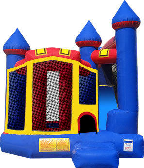 King Castle with Slide