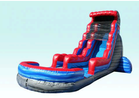 22ft American Splash Water or Dry Slide