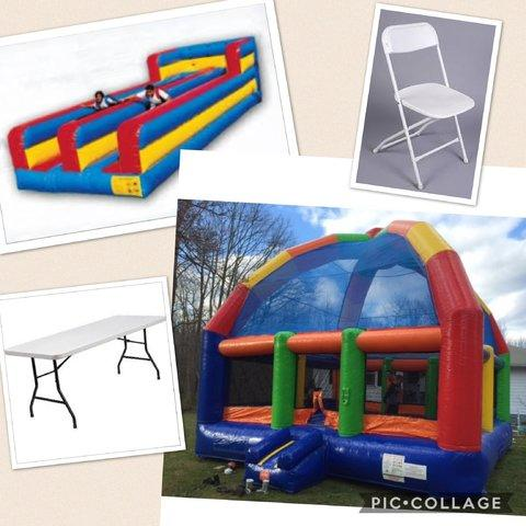 Interactive Bungee Mega Party Package