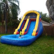 14ft Summer Down Water Slide