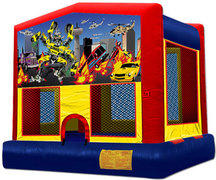 Transformers Fun Bounce House