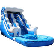 18 Ft. Wave Water Slide