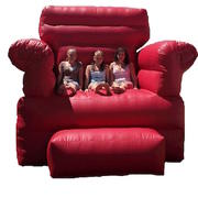 Giant Inflatable Couch