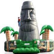 Tiki Island Rock Wall - 2 Player