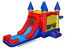 5-in-1 Combo Bounce House (Dry)