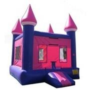 P2 - Princess Castle, 3 Tables and 24 chairs