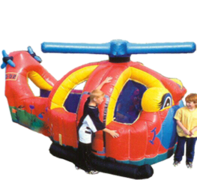 Huey the Helicopter