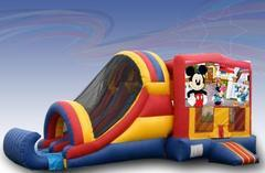 Mickey & Friends 4in1