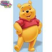 Winnie Pooh w/Candy/rope/buster