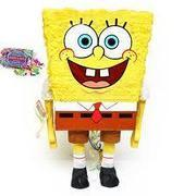 Sponge Bob Pinata w/Candy/rope/buster