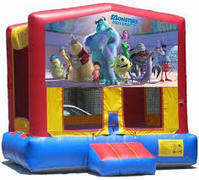 Monster Inc Bounce