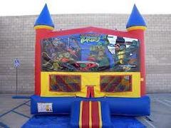 Ninja Turtles Castle