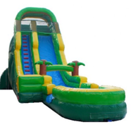 22 FT Tropical Slide (WET)