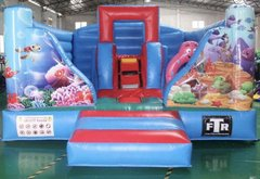 Toddler Marine Animals Bounce House