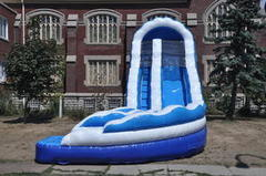 Curve Water Slide
