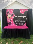 Dessert Tables Backdrops
